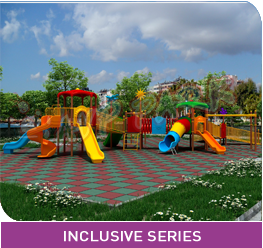 AVP PARK CHILD SERIES PLAY SYSTEM INCLUSIVE SERIES