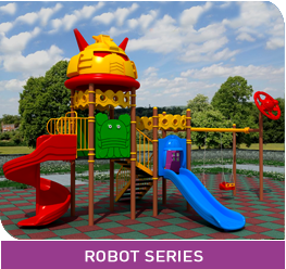 AVP PARK CHILD SERIES PLAY SYSTEM ROBOT SERIES