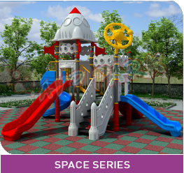 AVP PARK CHILD SERIES PLAY SYSTEM SPACE SERIES
